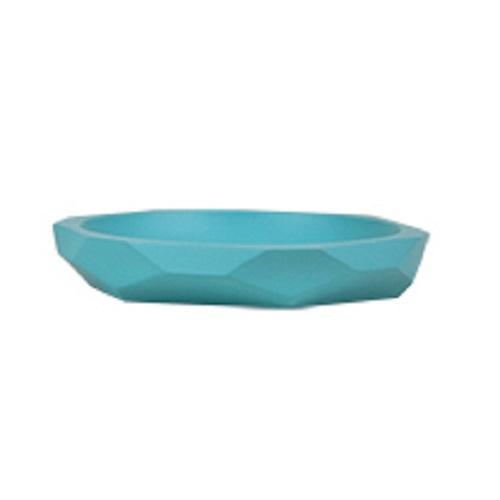 Accesorios De Baño Azul:Accesorios de baño DYNAMIC de Sorema Azul JABONERA