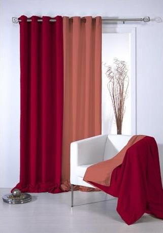 Reig marti cortina confeccionada ollados yester de reig marti - Reig marti cortinas ...