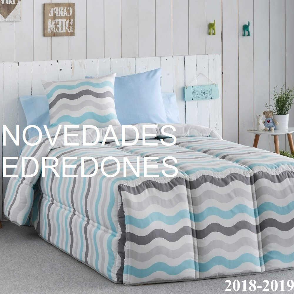 NOVEDADES EDREDONES 2019