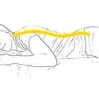 Recomendada para niños o si duermes boca abajo