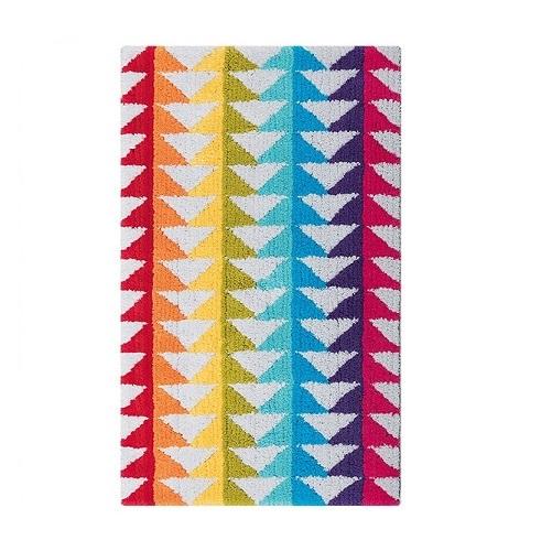 Alfombra de Baño BLOCK, de Sorema. Multicolor Alf.Baño 50x80