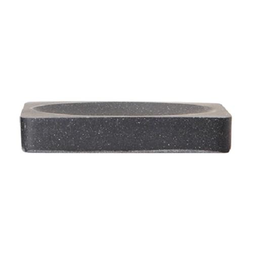Accesorios de Baño ROCK ACB de Sorema Negro JABONERA
