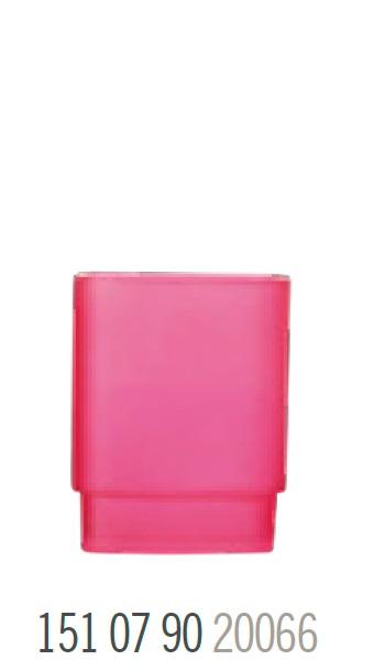 Accesorios de baño FROST de Sorema Sangria VASO