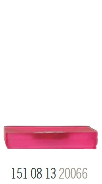Accesorios de baño FROST de Sorema Sangria JABONERA
