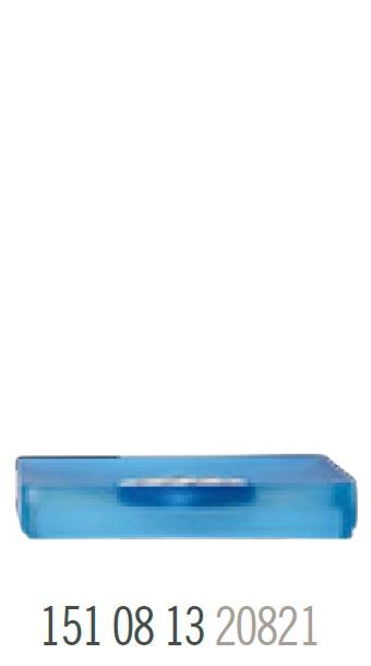 Accesorios de baño FROST de Sorema Mediterranean JABONERA