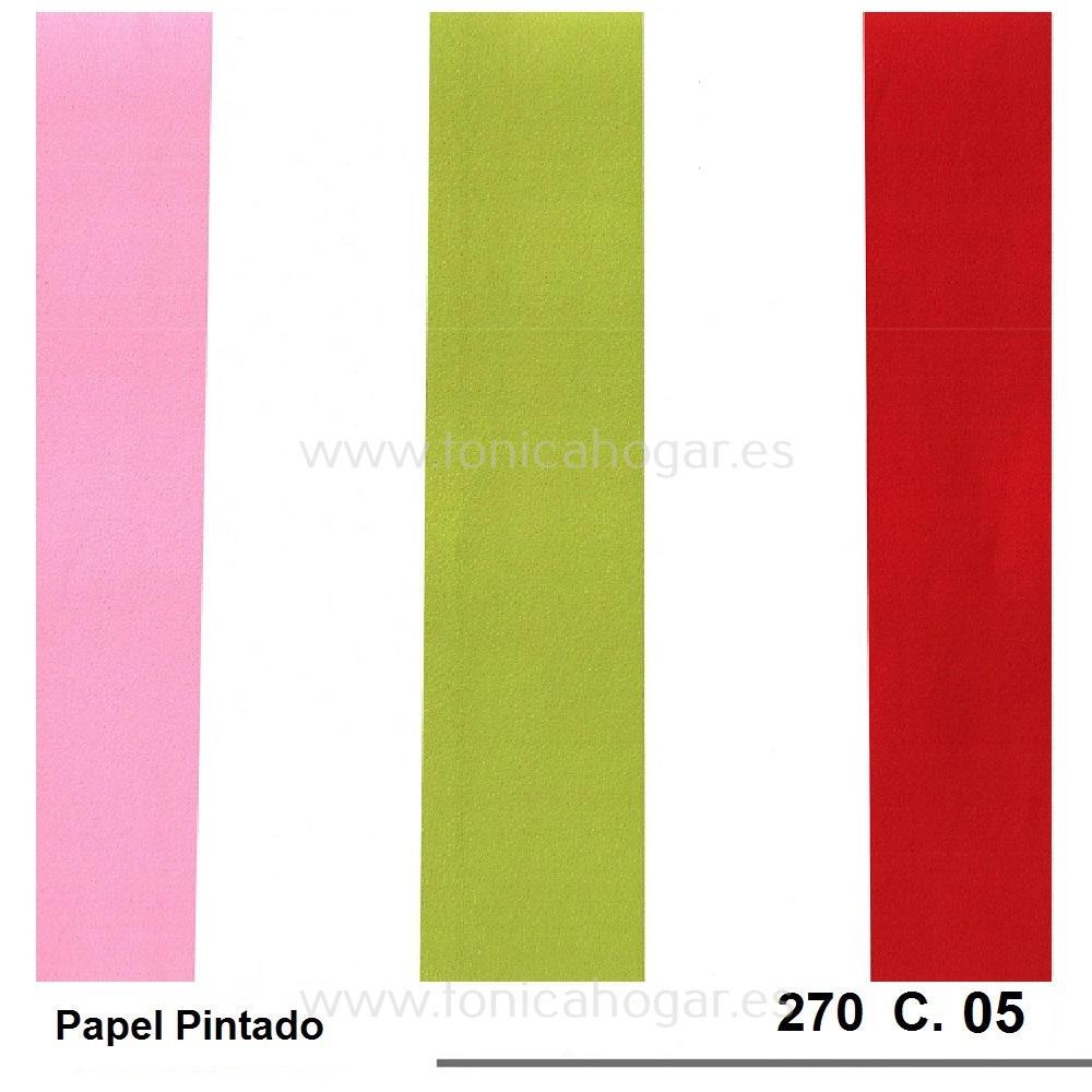 Papel 270 de Scenes Rojo Papel Pintado 53