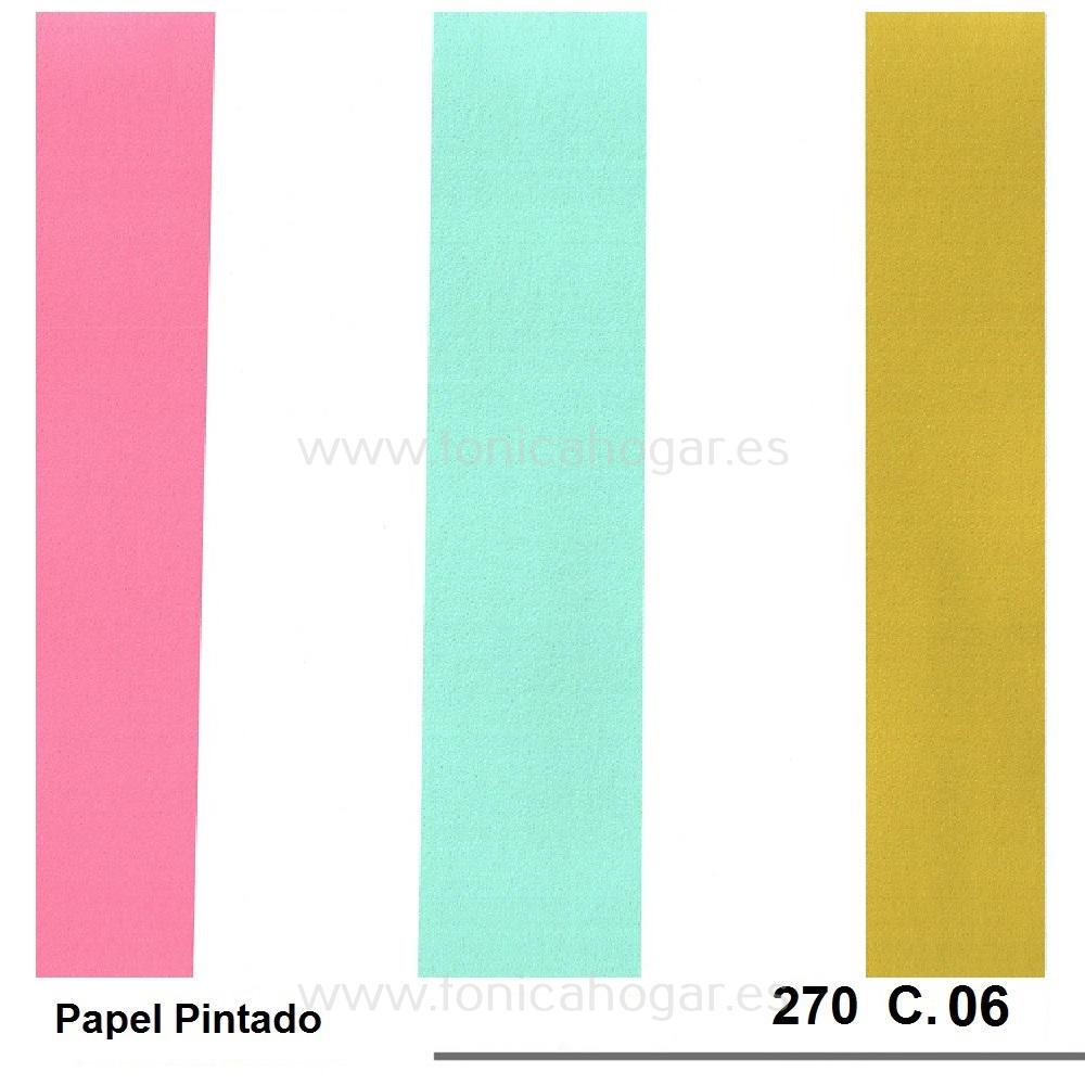 Papel 270 de Scenes Multicolor Papel Pintado 53
