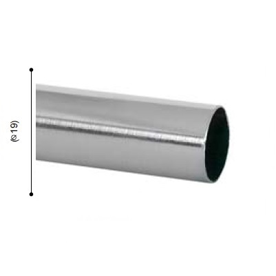 BARRA VARADERO ACERO de ALTRAN Acero Diámetro 19 mm Medida Barra 300