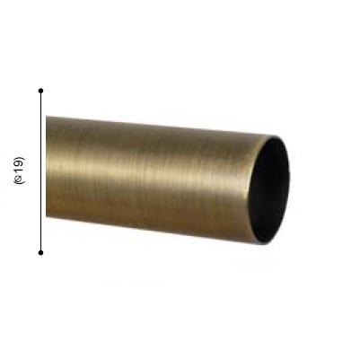 BARRA VARADERO CUERO MATE de ALTRAN Cuero Mate Diámetro 19 mm Medida Barra 300