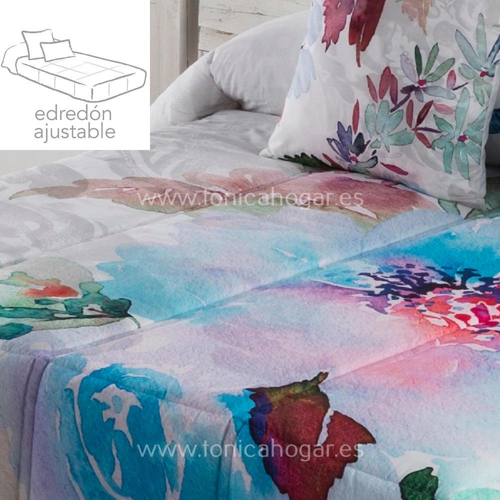 Edredón Ajustable ALABAMA de SANSA Multicolor 090 Multicolor 105