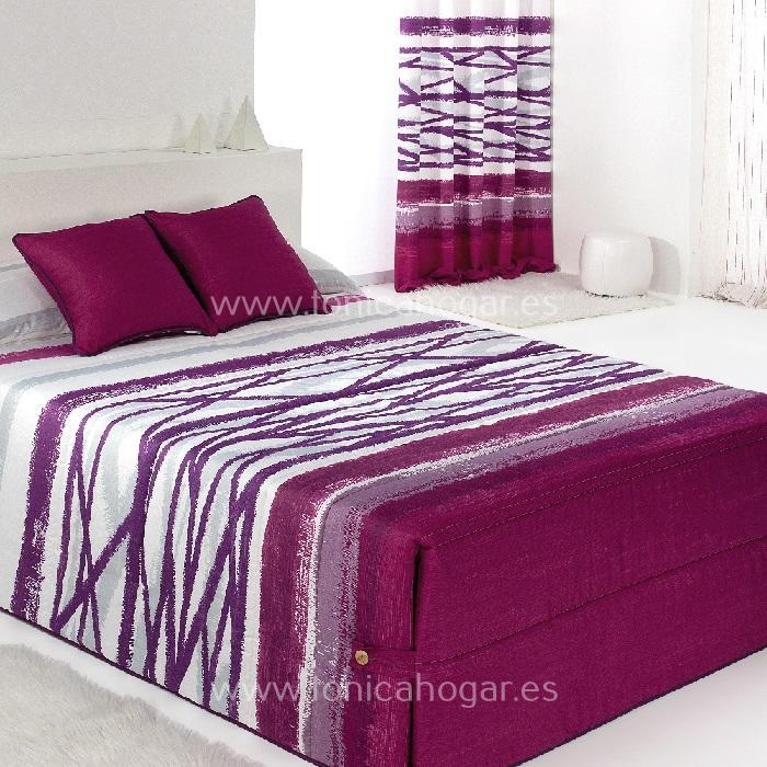 Edredón Conforter AZIBAR 02 de Reig Marti Morado 090 Morado 105 Morado 135 Morado 150