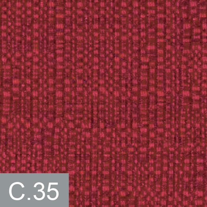 Cuadrante con relleno Archer Reig Marti Granate Cojín 30x50 Granate Cojín 50x50