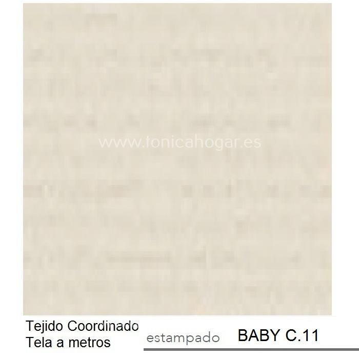Tejido BABY MT de Reig Marti Piedra Tela Alto 280