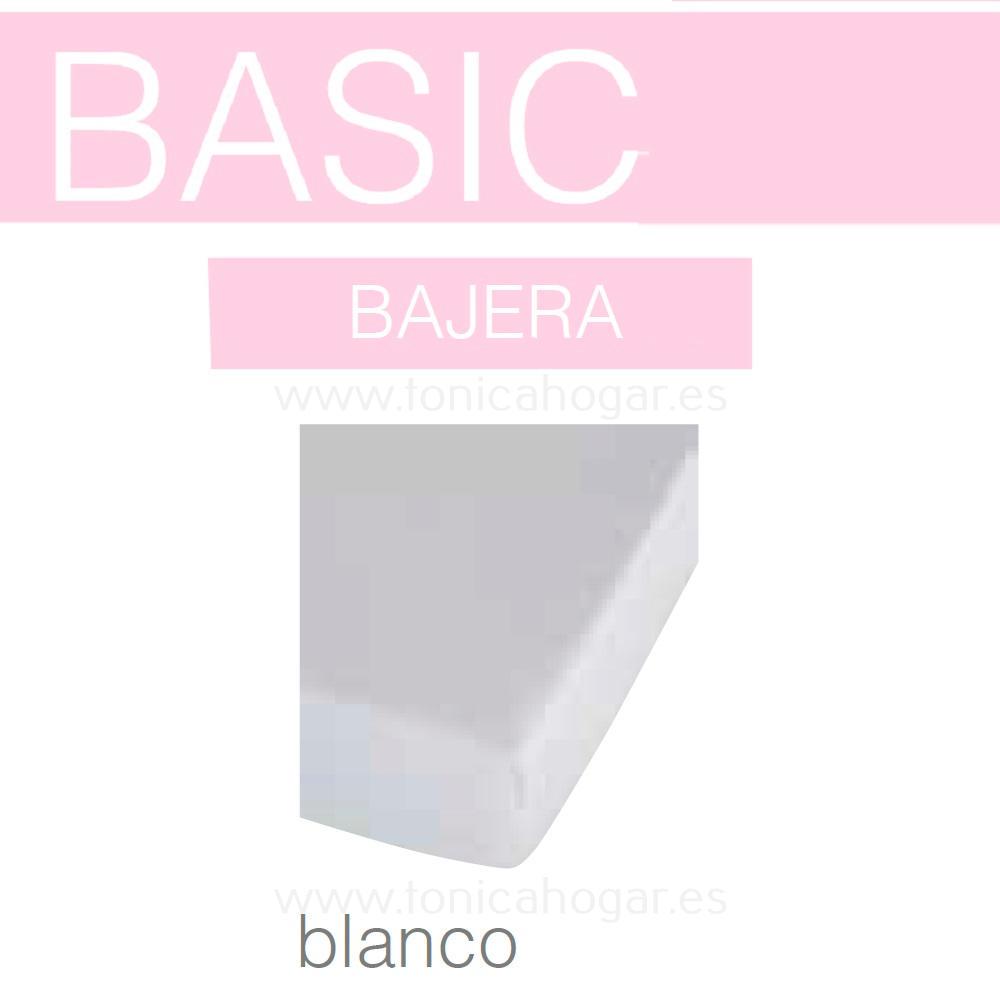 Sabana Bajera BASIC de SANSA Blanco BASIC Sabana Bajera 090x190/200 Blanco BASIC Sabana Bajera 105x190/200 Blanco BASIC Sabana Bajera 135x190/200 Blanco BASIC Sabana Bajera 150x190/200 Blanco BASIC Sabana Bajera 160x190/200 Blanco BASIC Sabana Bajera 180x190/200