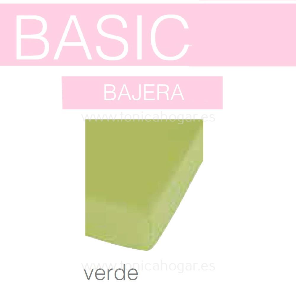 Sabana Bajera BASIC de SANSA Verde BASIC Sabana Bajera 090x190/200 Verde BASIC Sabana Bajera 105x190/200 Verde BASIC Sabana Bajera 135x190/200 Verde BASIC Sabana Bajera 150x190/200 Verde BASIC Sabana Bajera 160x190/200 Verde BASIC Sabana Bajera 180x190/200