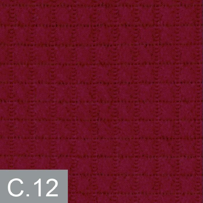 Cuadrante con relleno Barli Reig Marti Granate Cojín 30x50 Granate Cojín 42x42