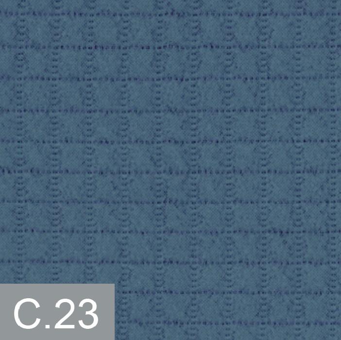 Cuadrante con relleno Barli Reig Marti Azulón Cojín 30x50 Azulón Cojín 42x42