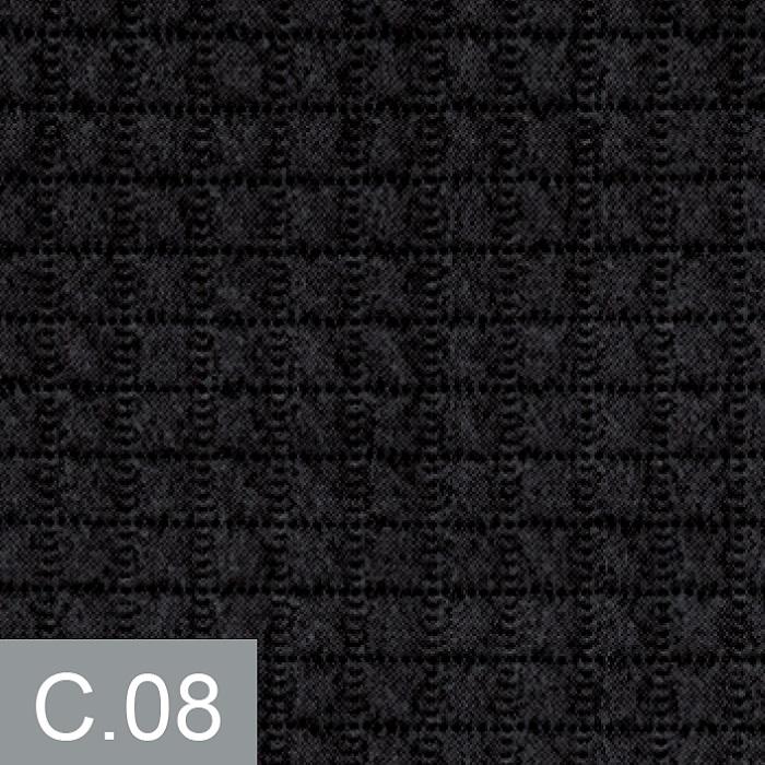 Cuadrante con relleno Barli Reig Marti Negro Cojín 30x50 Negro Cojín 42x42