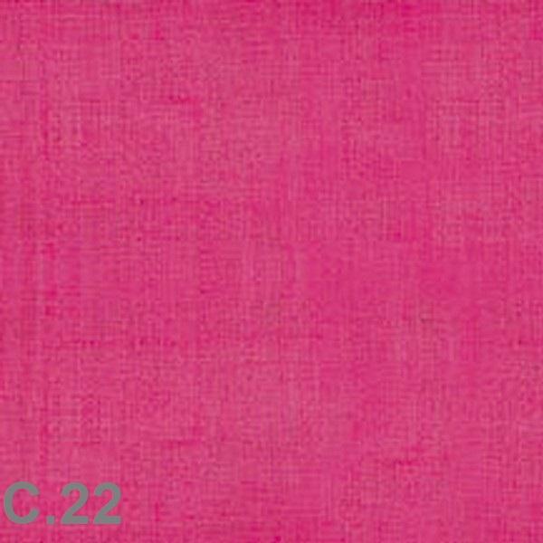 Metraje visillo liso color Belocolor Reig Marti chicle Tela Alto 300