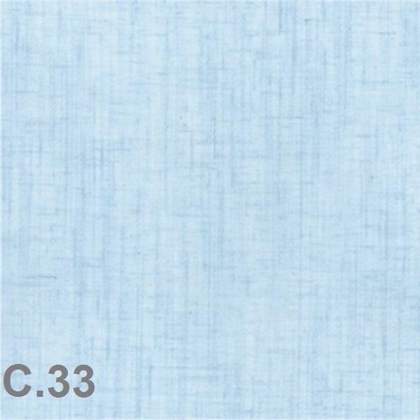 Metraje visillo liso color Belocolor Reig Marti Celeste Tela Alto 300