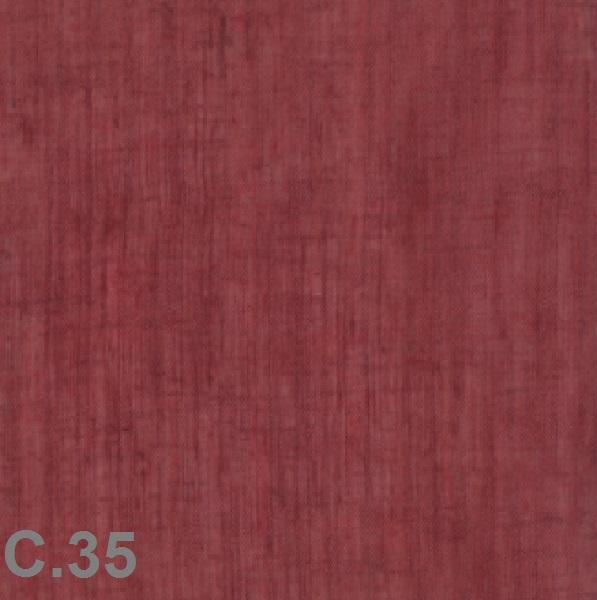 Metraje visillo liso color Belocolor Reig Marti Granate Tela Alto 300