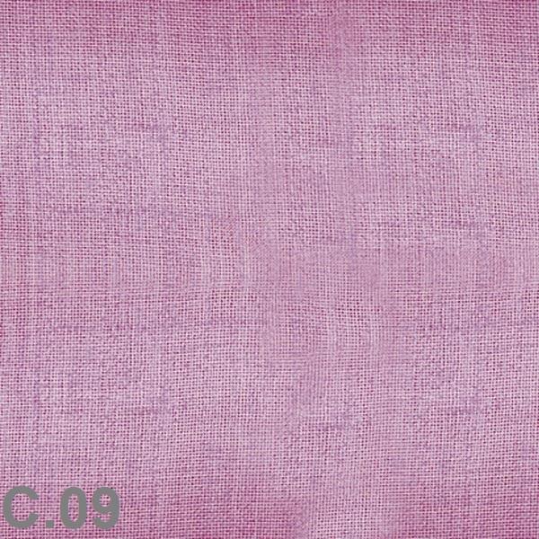 Metraje visillo liso color Belocolor Reig Marti Lavanda Tela Alto 300