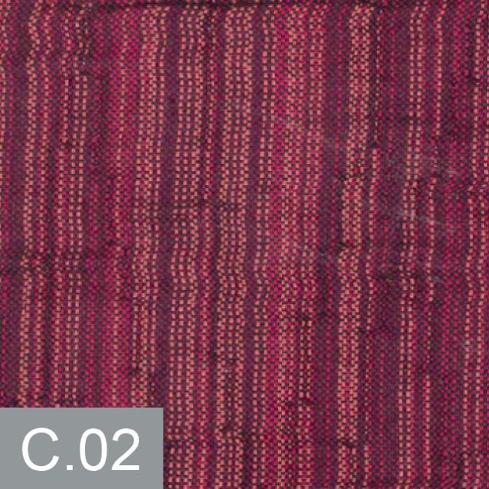 Cuadrante con relleno Betwin Reig Marti Granate Cojín 30x50 Granate Cojín 42x42