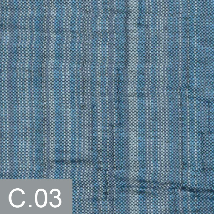 Cuadrante con relleno Betwin Reig Marti Azulón Cojín 30x50 Azulón Cojín 42x42