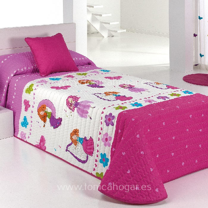 Colcha Boutie CANDY 2Z Chicle de Reig Marti chicle 090 chicle 105