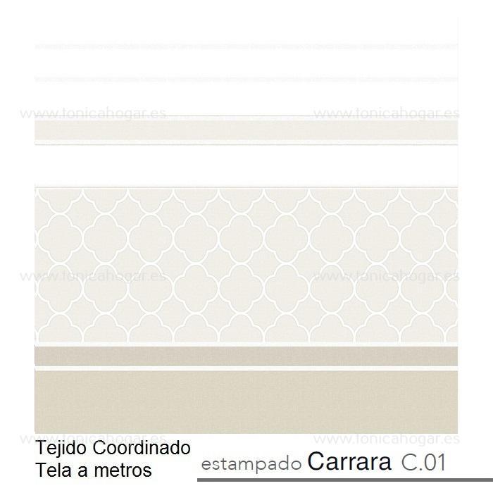 Tejido CARRARA MT de Reig Marti Lino Tela Alto 280
