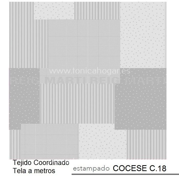 Tejido COCESE MT de Reig Marti Perla Tela Alto 280
