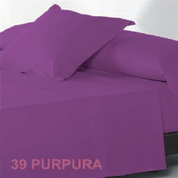 Juego Sábanas Cottonlife JS Reig Marti Purpura 090 Purpura 105 Purpura 135 Purpura 150 Purpura 180