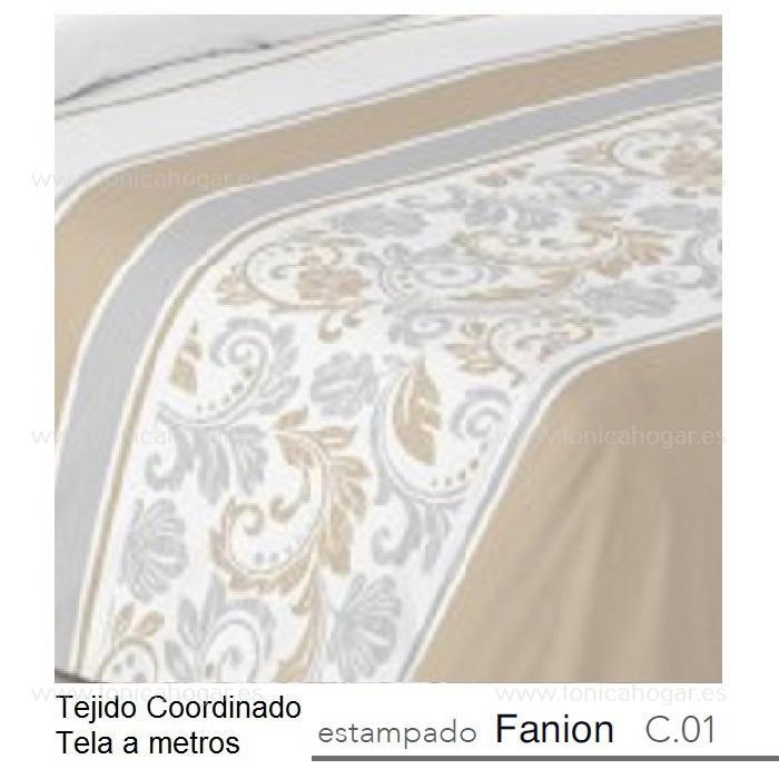 Tejido FANION MT Lino de Reig Marti Lino Tela Alto 280