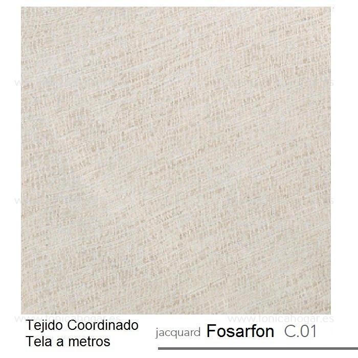 Tejido FOSARFON MT Lino de Reig Marti Lino Tela Alto 280