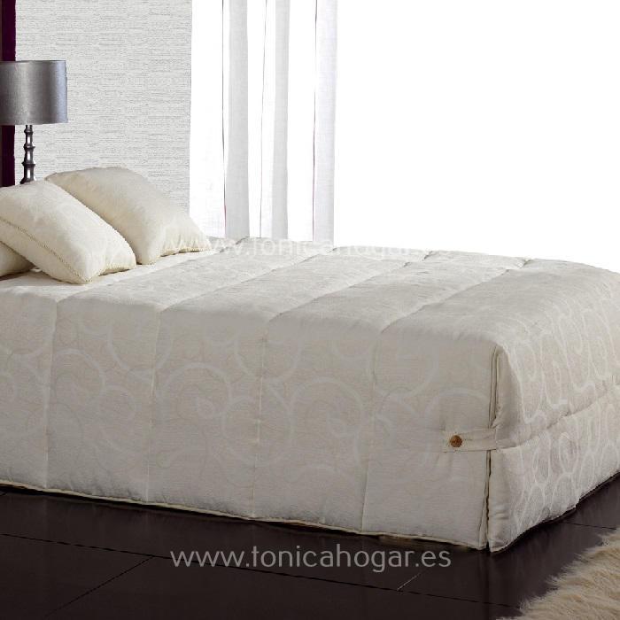 Edredón Conforter FRESC 02 Beig de Reig Marti. Beig 090 Beig 105 Beig 135 Beig 150