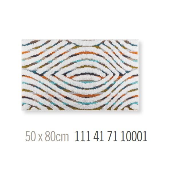 Alfombra de Baño GEO de Sorema Multicolor Alf.Baño 50x80