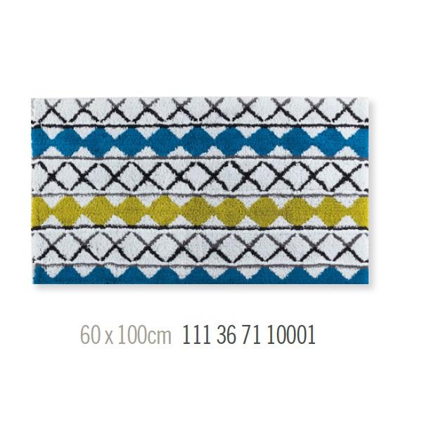 Alfombra de Baño GRID de Sorema Multicolor Alf.Baño 60x100