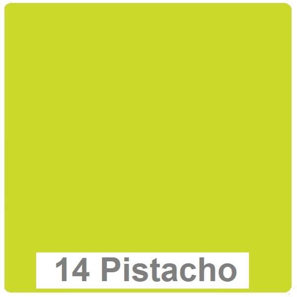 Manta Happycolor de Reig Marti Pistacho Manta 240x260