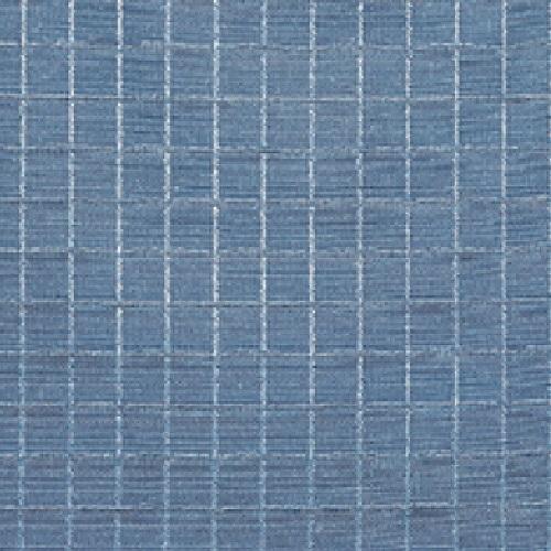Cojín IRIS de CAÑETE Azul Cojín 50x50 Cojín 50x70