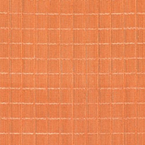 Cojín IRIS de CAÑETE Naranja Cojín 50x50 Cojín 50x70