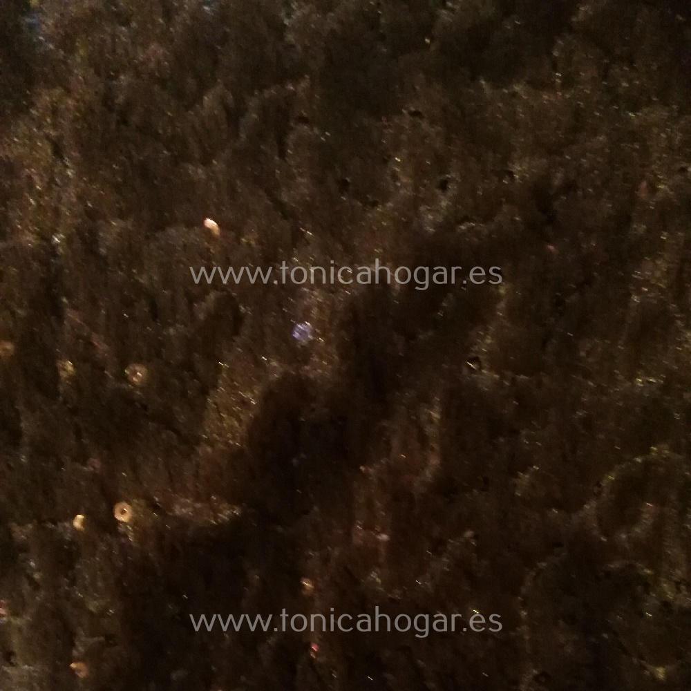 Plaid Ileus PD de Reig Marti Chocolate Plaid 130x170