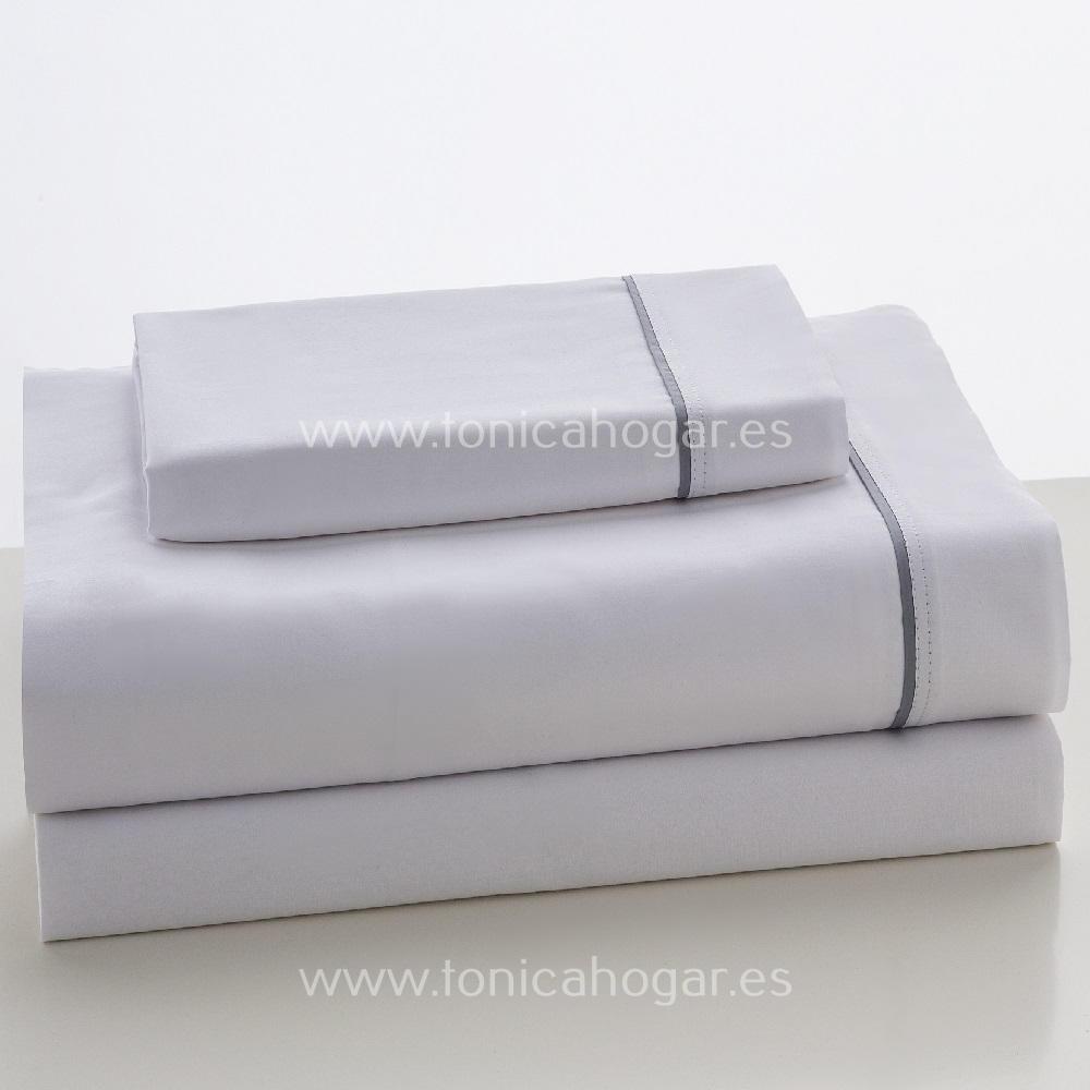 Juego Sábanas SATEN de Es-Telia 001 Blanco 090 001 Blanco 105 001 Blanco 135/140 001 Blanco 150