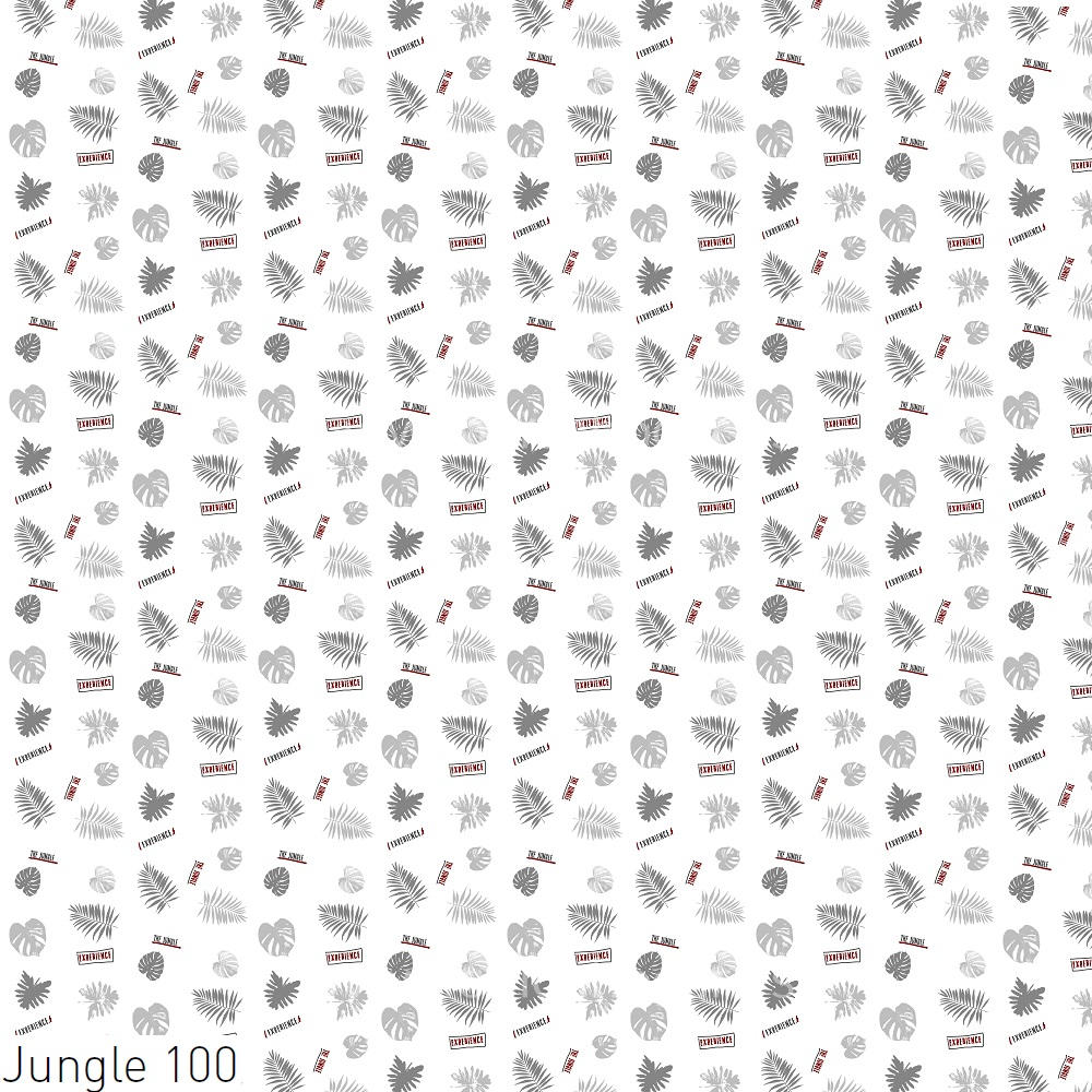 Tejido JUNGLE 100MT de Tejidos JVR Multicolor Tela Alto 280