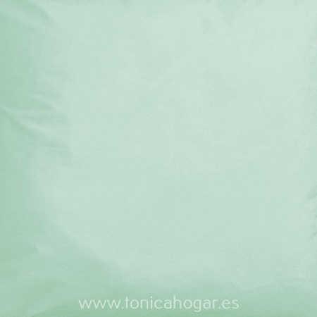 Tejido estampado PLAY de CAÑETE Verde Glacial Tela Alto 280