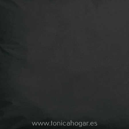 Tejido estampado PLAY de CAÑETE Negro Tela Alto 280