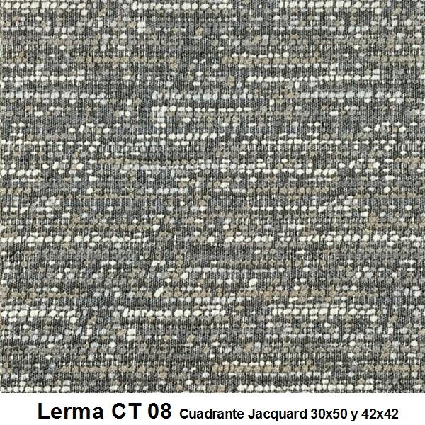 Cuadrante con relleno Lerma CT Reig Marti Gris Cojín 30x50 Gris Cojín 42x42