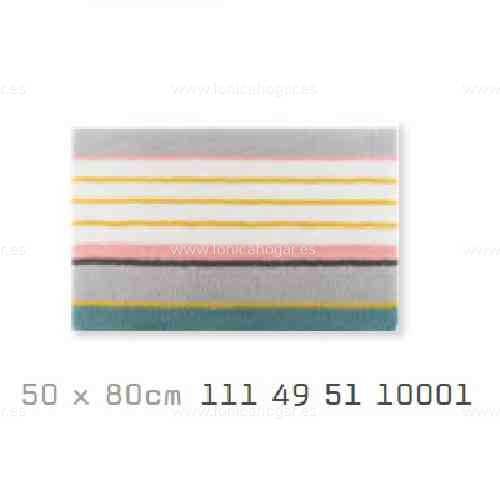Alfombra Baño MEDLEY AM de Sorema Multicolor Alf.Baño 50x80