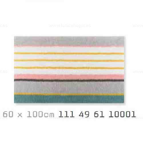 Alfombra Baño MEDLEY AM de Sorema Multicolor Alf.Baño 60x100