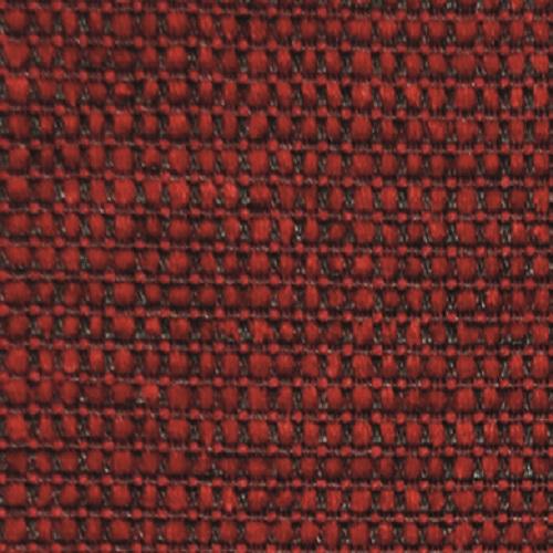 Cojín MOSCU de CAÑETE Rojo Cojín 50x70