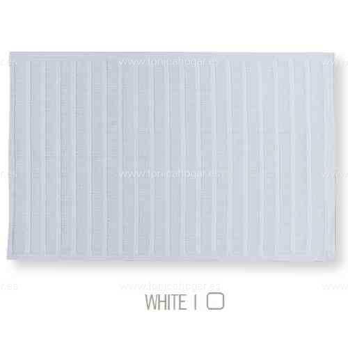 Alfombrilla de Baño New Plus de Sorema Blanco Alf.Baño 50x70